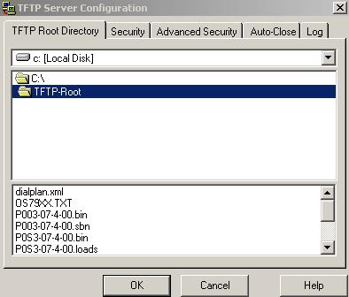 Cisco 7960 IP Phone - SIP firmware version