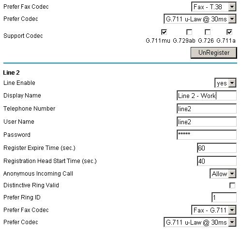 Netgear Broadband Voice Adapter TA612V - broadband voip gateway