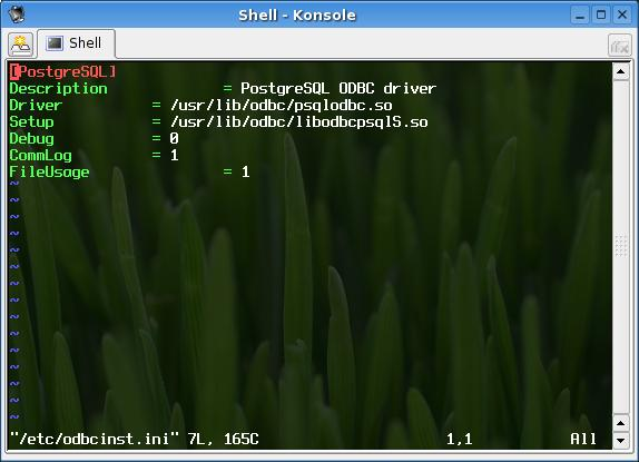 With PostgreSQL
